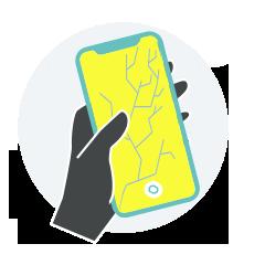 Garantie casse tous risques pour votre mobile