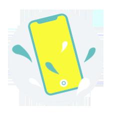 Garantie en cas d'oxydation de votre mobile